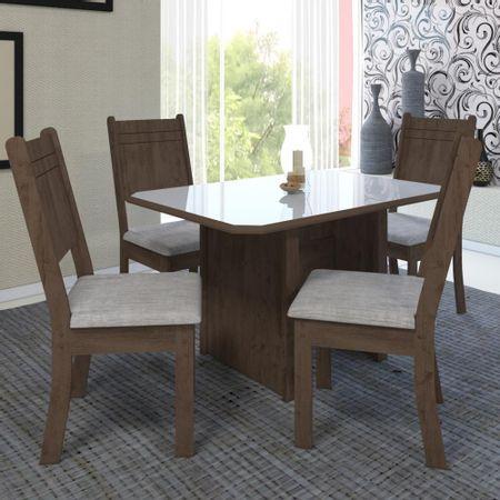 Mesa-com-4-Cadeiras-Charm-110-Noce-Off-White---Indekes