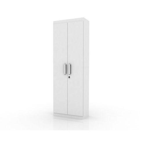 Organizador-Delta-New-02-Portas-Branco-Lukaliam-Moveis