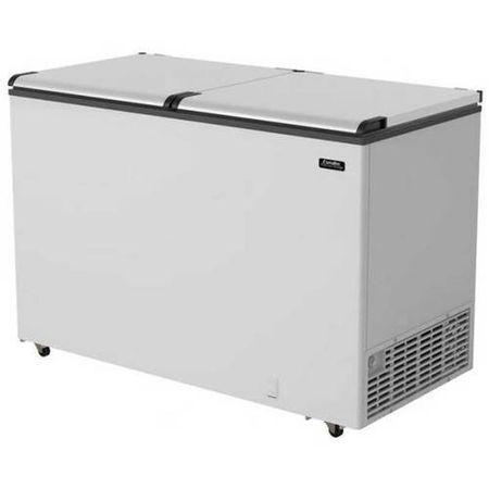 Freezer-Horizontal-Esmaltec-439L-Branco-EFH500
