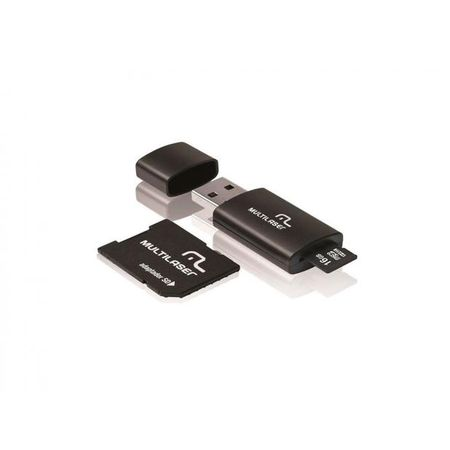 Cartao-De-Memoria-16g-Multilaser---Adaptador-Pen-Drive-Mc112