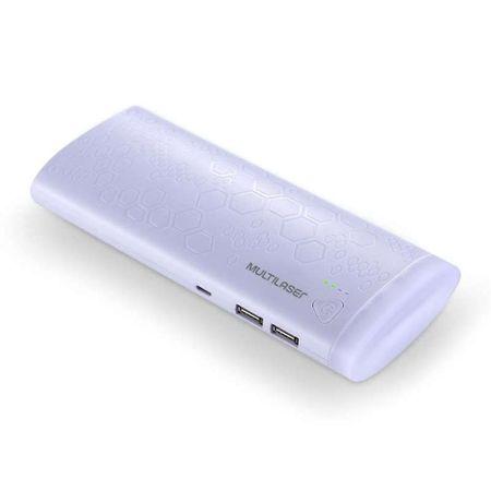 Carregador-Portatil-Power-Bank-10.000Mah-2-Portas-USB-CB112---Multilaser