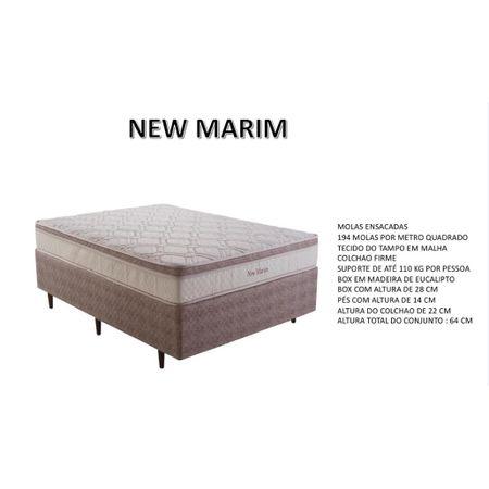 Cama-Box-Casall-New-Marim-138X188X22-Base-Oxford-Palha---Herval