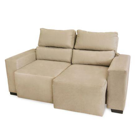 Sofa-Retratil-2-Lugares-Dinamarca-Animali-Kaki---Master