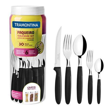 Faqueiro-Tramontina-Ipanema-Em-Aco-Inox-Com-Pote-Preto-30-Pecas-23398088