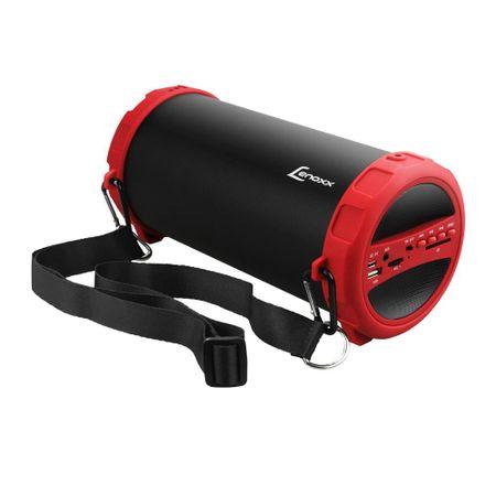 Speaker-Boom-System-Lenoxx-Bt520-Conexao-Bluetooth-Entrada-Usb-E-Radio-Fm-20w