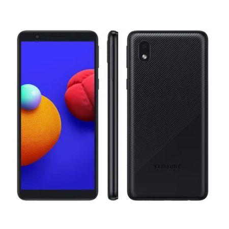 Smartphone-Samsung-A013-Galaxy-A01-Core-32gb-Camera-8mp-Frontal-5mp-Dual-Chip-Preto
