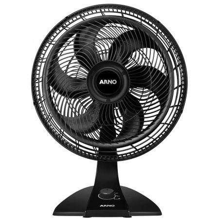 Ventilador-De-Mesa-Arno-40-cm-Turbo-Force-Vf-49-Preto