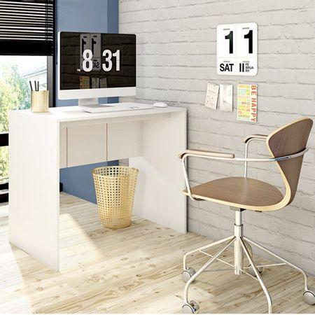 Mesa-Para-Computador-Caemmum-Cubic-900-Branco-Fosco