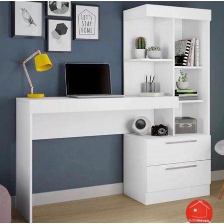 Mesa-Para-Computador-Notavel-Office-Nt-2010-Br-New-Rosa-Branco