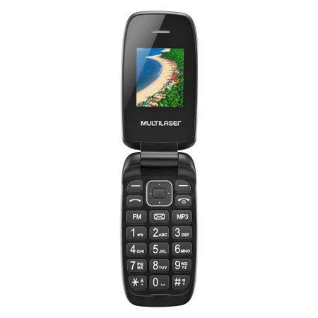 Celular-Flip-Up-Multilaser-Dual-Chip-Mp3-Preto-P9022