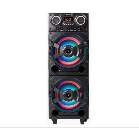 Caixa-Amplificada-Amvox-Aca-1005-Titan--1000w-Rms-Auto-Falante-Potente-Torre-De-Som